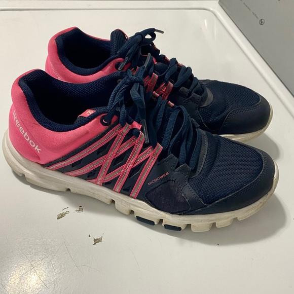 2/$15 Reebok athletic shoes